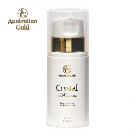 Australian Gold Crystal Faces