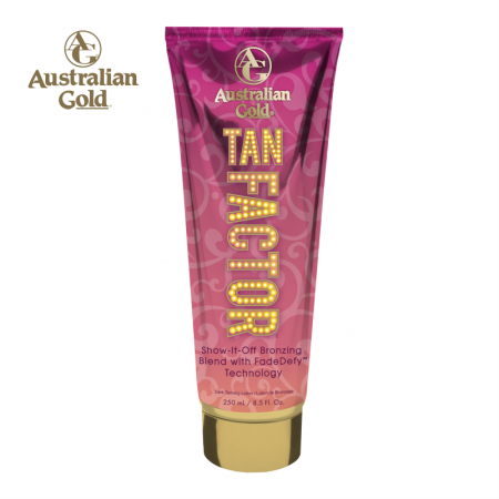 Australian Gold Tan Factor