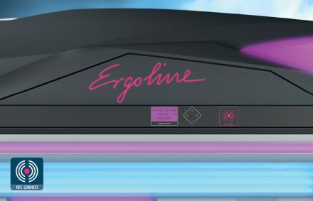 Aparate de bronzat Ergoline - NFC