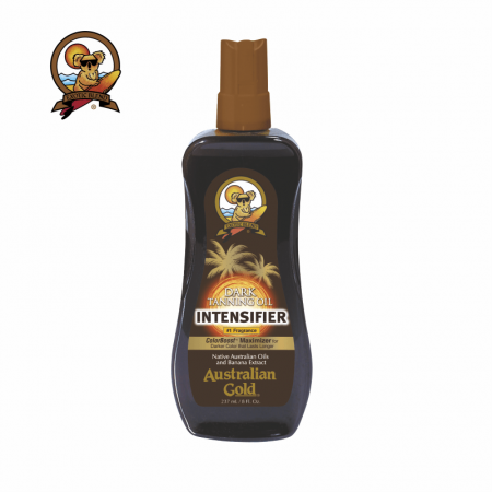 Dark Tanning Oil Intensifier