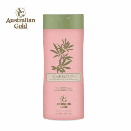 Australian Gold Hemp Nation DHA Bronzer