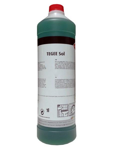 dezinfectant pentru aparatul de bronzat Tegee Sol