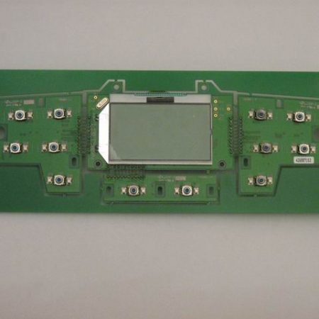 Placa display Hapro Luxura X10
