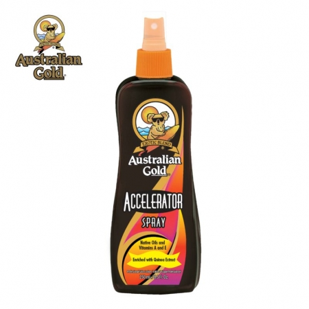 Australian Gold Dark Tanning Accelerator Spray