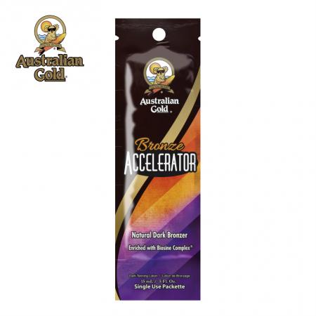 Australian Gold Bronze Accelerator