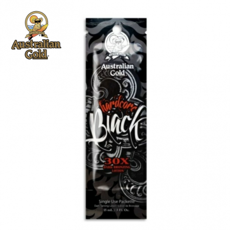 Australian Gold Hardcore Black