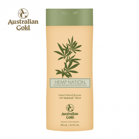 Australian Gold Hemp Nation Natural Bronzer