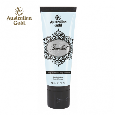 Australian Gold Jeweled