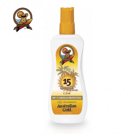 Australian Gold SPF 15 Spray Gel