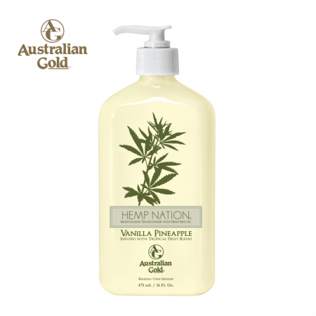 Australian Gold Hemp Nation Vanilla Pineapple