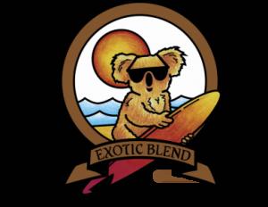 logo Exotic Blend