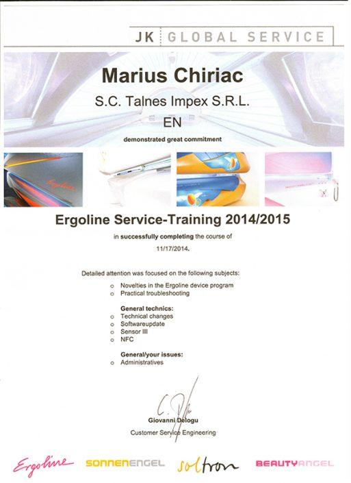 diploma Marius
