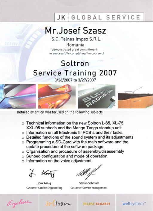 diploma Joska