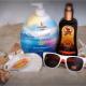 Pachet Australian Gold SPF Relax cu bronzanti lotiune de plaja