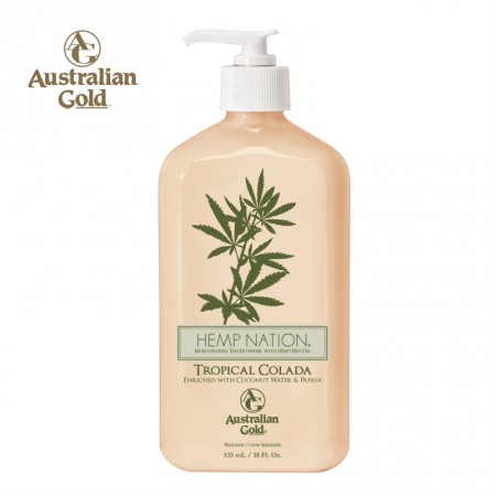 Australian Gold Hemp Nation Tropical Colada