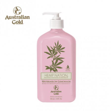 Hemp Nation Watermelon Lemonade Body Lotion