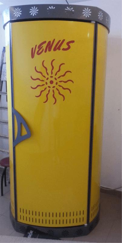 Aparat de bronzare VENUS Vertical