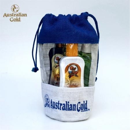 Australian Gold Saculet de plaja