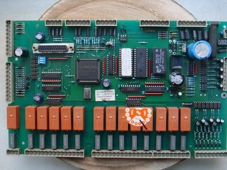 Placa electronica Ergoline 600