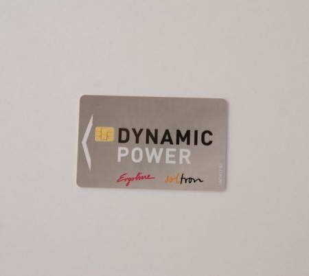 Card Ergoline Dynamic Power