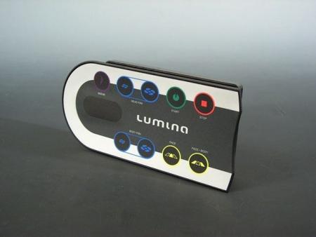 Display aparat bronzare Hapro Lumina E40