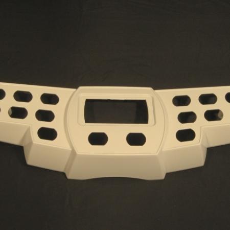 Carcasa display Hapro Luxura X10
