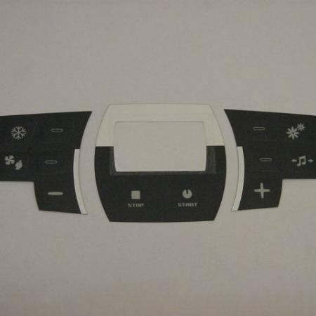 Folie display Hapro Luxura X10 16143-49