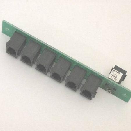 Placa adaptor date Hapro Luxura X10 16073-24