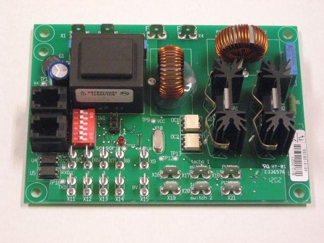 Placa ventilatie Hapro Luxura X5II 24767-135