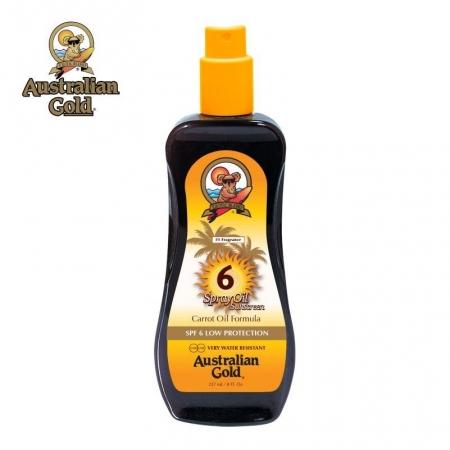 Australian Gold SPF 6 Spray Oil