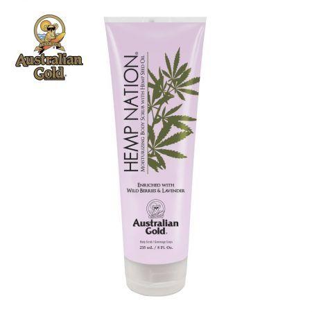 Hemp Nation Wild Berries & Lavender Body Scrub