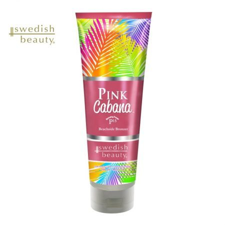 Swedish Beauty Pink Cabana