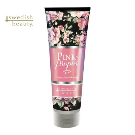 Swedish Beauty Pink & Proper