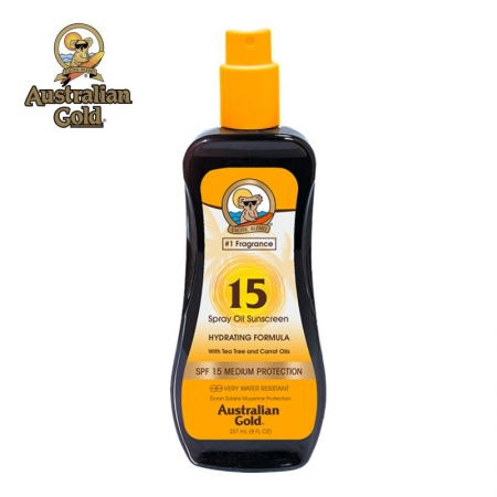 Australian Gold SPF 15 Spray Oil