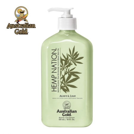 Hemp Nation Agave & Lime Body Lotion 535ml