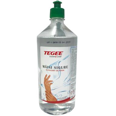 Igienizant maini - Tegee