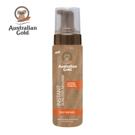 Australian Gold Instant Sunless Mousse 177 ml